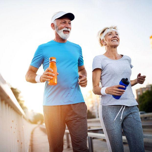 Corre a un ritmo suave y constante y apúntate al jogging (Bigstock)