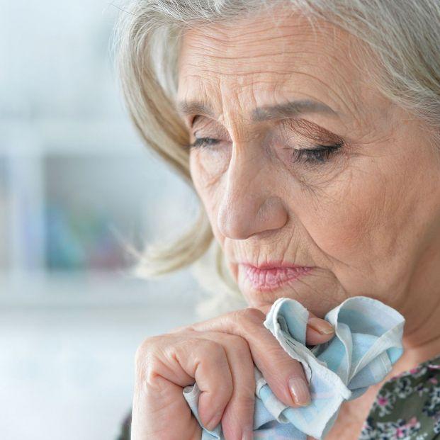 Es el llanto una buena forma de desahogarse (Bigstock)