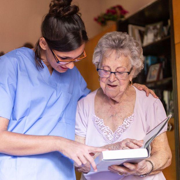 Cómo solicitar la incapacitación de una persona mayor (Foto Bigstock) 2