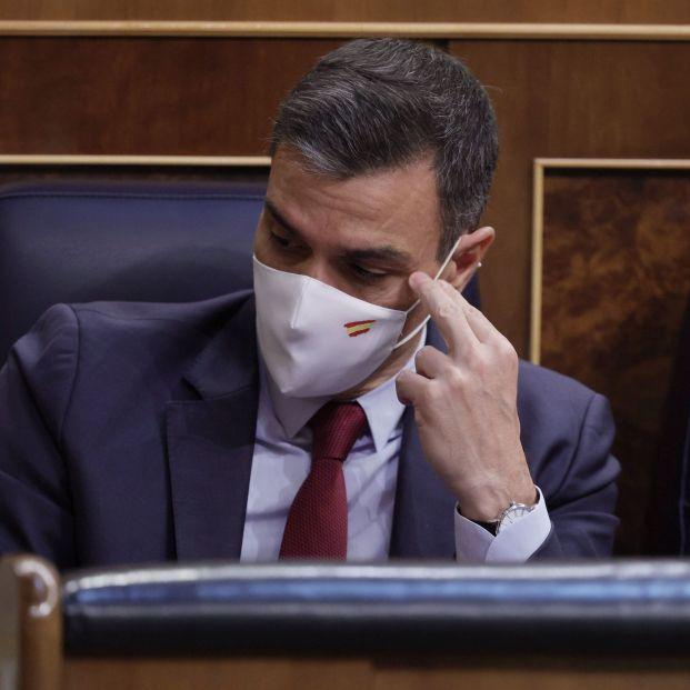 EuropaPress 3818364 presidente gobierno pedro sanchez sesion control gobierno congreso