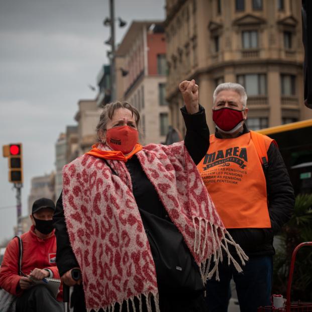 La Mesa de Diálogo sobre pensiones retoma la negociación en un clima de protestas de jubilados (Europa Press)