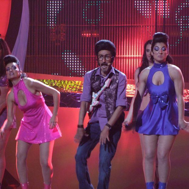 El Chikilicuatre representó a España en el Festival de Eurovisión (Wikipedia)