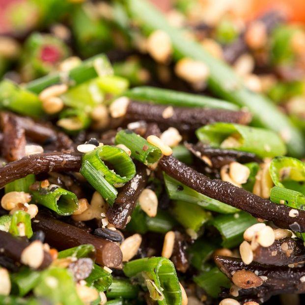 Qué son las algas Hiziki que utilizan los restaurantes japoneses y por qué Consumo recomienda no consumirlas (Foto Bigstock)