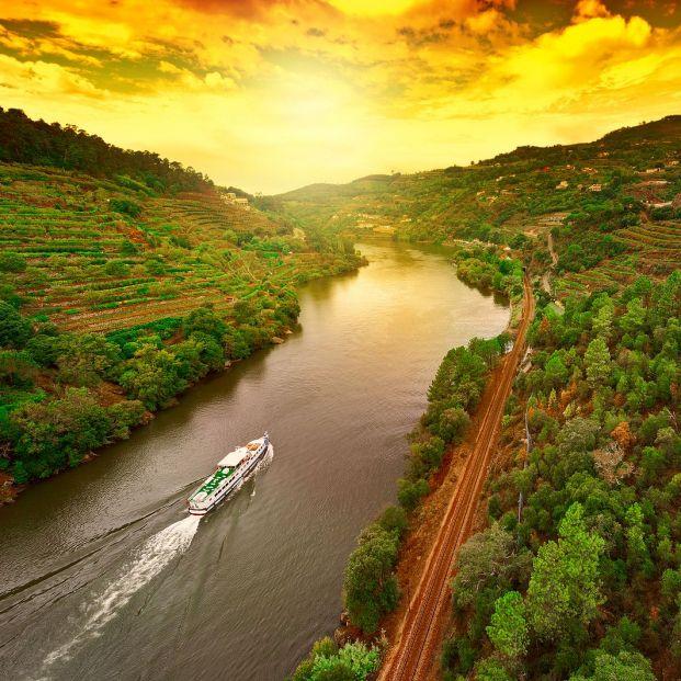 El Duero protagoniza uno de los cruceros fluviales más hermosos (bigstockphoto)