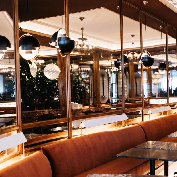 Cafés históricos: Café Comercial (LuciaM en la web del café)