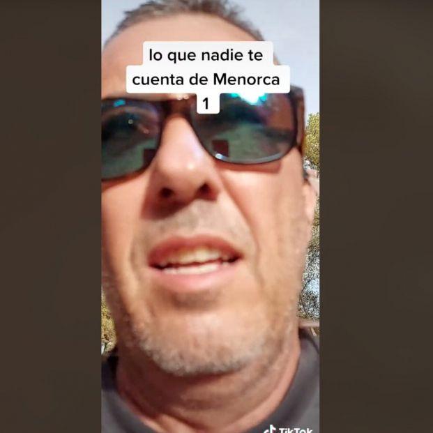 """""""Menorca está sobrevalorada"""", la opinión de un turista andaluz sobre la isla que se ha hecho viral"""