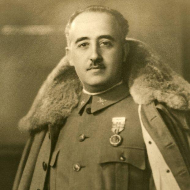 El Biutz, la batalla en la que Franco fue herido, surgió el mito de su baraka y perdió un testículo. Foto: Wikipedia