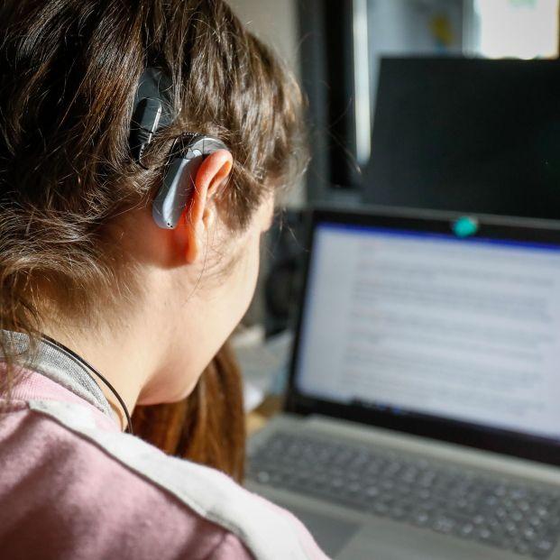 """Personas sordas temen que la nueva orden de accesibilidad """"menoscabe"""" sus derechos. Foto: Europa Press"""
