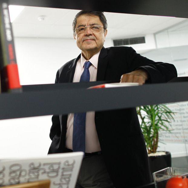 El exvicepresidente nicaraguense presenta su nueva novela, 'Tongolele no sabía bailar'