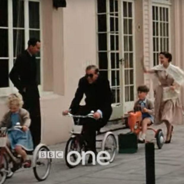 Los vídeos caseros inéditos de la Reina Isabel II