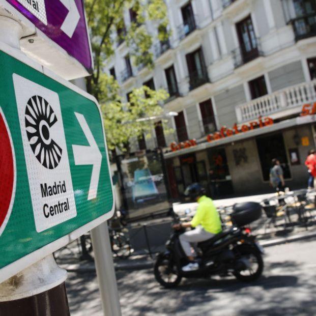 Consulta cómo te afecta el nuevo Madrid Central introduciendo la matrícula de tu coche