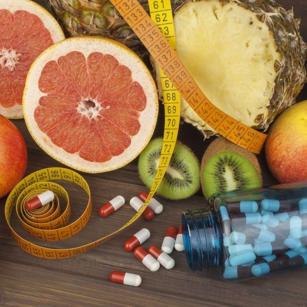 ¿Cómo reaccionan los fármacos con ciertos alimentos? (bigstockphoto)