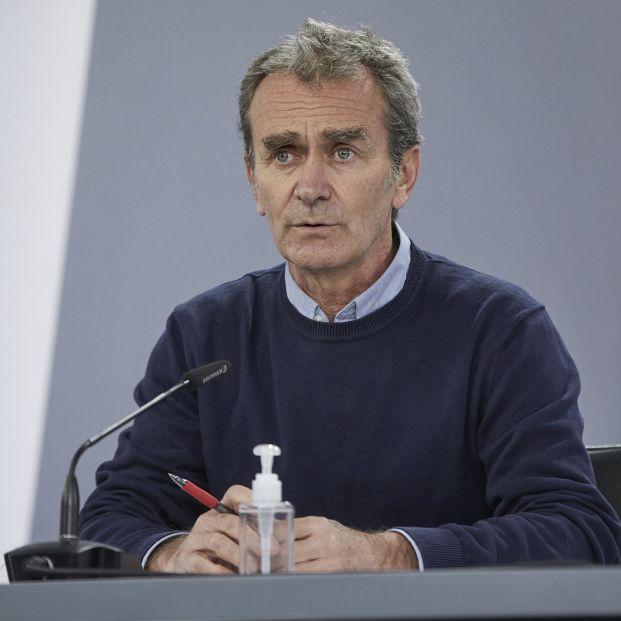 Un juzgado de Madrid abre diligencias contra Fernando Simón por la gestión de la pandemia. Foto: Europa Press