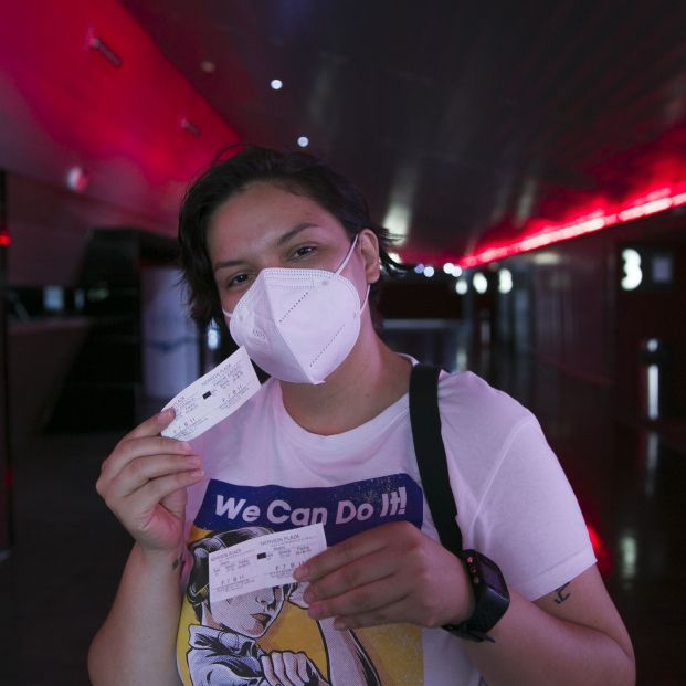 'Yo voy al cine': entradas a 3,5 euros durante cuatro días. Foto: Europa Press