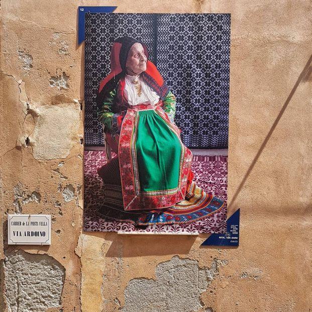 Una exposición fotográfica en Cerdeña retrata a sus mayores de 100 años
