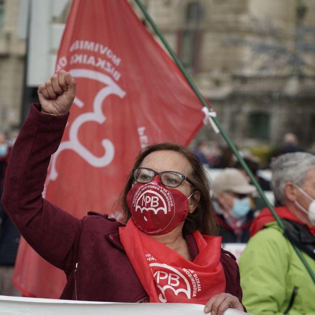 Este es el calendario de las protestas y manifestaciones de pensionistas hasta Navidad (H.Bilbao / Europa Press)