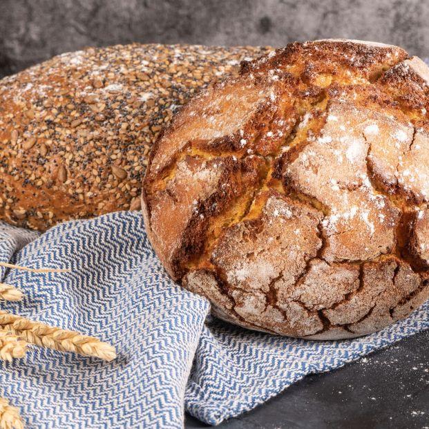 Hogazas de pan (bigstock)