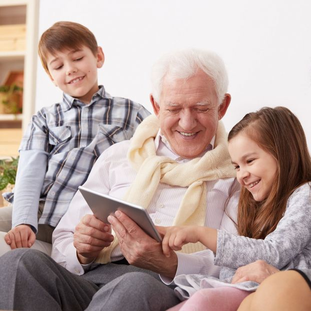 Diccionario para abuelos y nietos