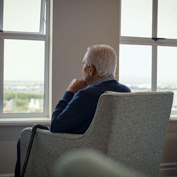 Cómo actuar ante la anosognosia o falta de conciencia de la enfermedad en el Alzheimer. Foto: Bigstock