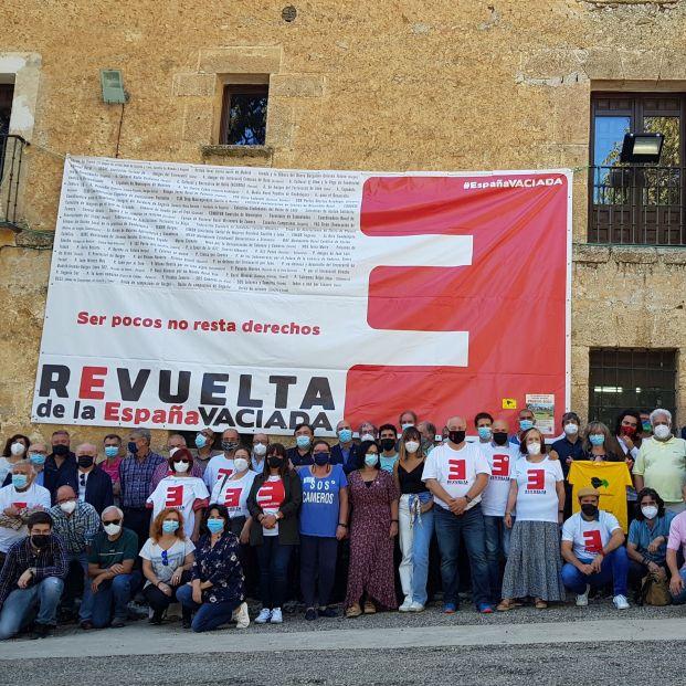 La España Vaciada crea un instrumento de participación política para concurrir a las elecciones. Foto: Europa Press