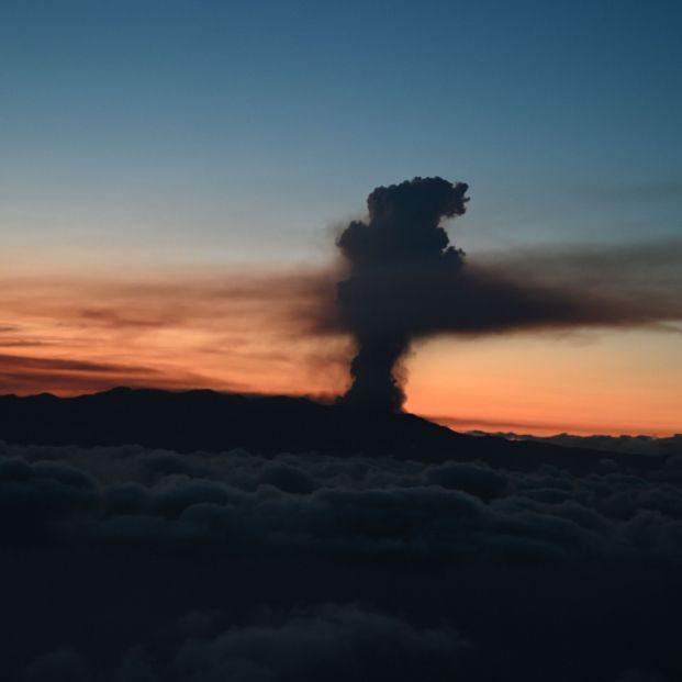 """La erupción del volcán de La Palma también tiene negacionistas: """"Está todo muy orquestado"""""""