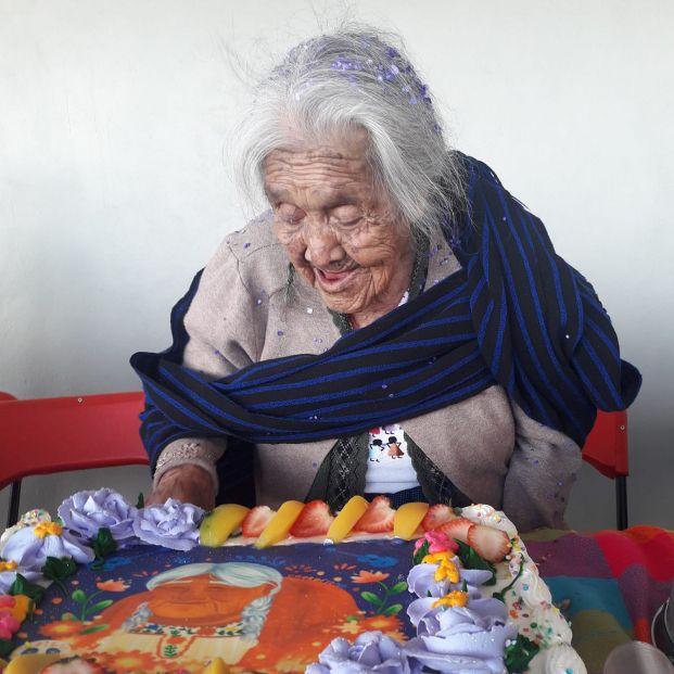 La mujer que inspiró a Mamá Coco, la famosa película de Disney, cumple 108 años