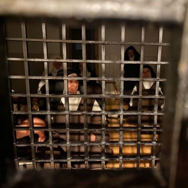"""La vida de una monja de clausura: """"Estáis más encarcelados vosotros en el mundo que nosotras aquí"""""""