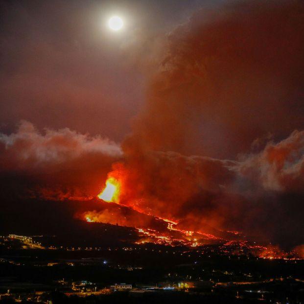 EuropaPress 3949562 boca eruptiva expulsa lava piroclastos zona llanos 20 septiembre 2021 paso