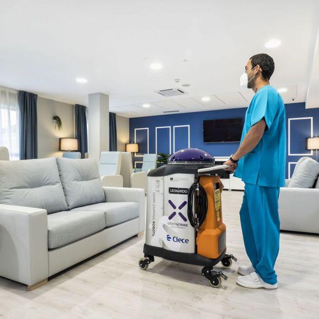 CleceVitam sigue invirtiendo en sistemas de prevención para sus residencias