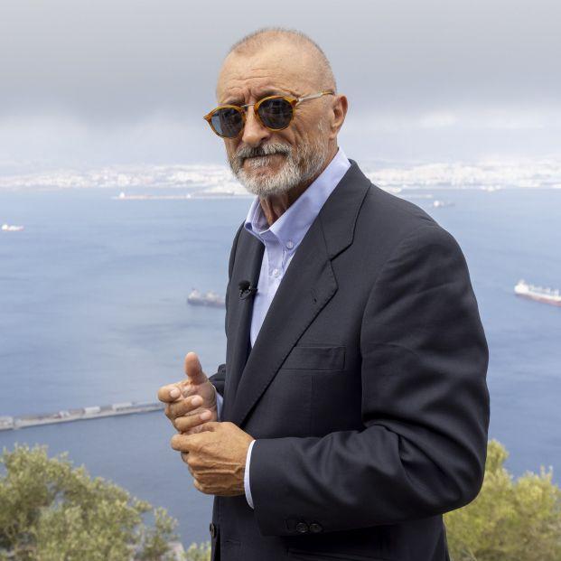 """Pérez-Reverte publica 'El italiano': """"Soy novelista y puedo mentir y manipular lo que quiera"""". Foto: Europa Press"""