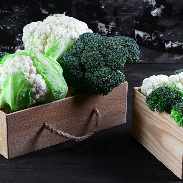Partes de alimentos que tiras y puedes aprovechar (bigstock)