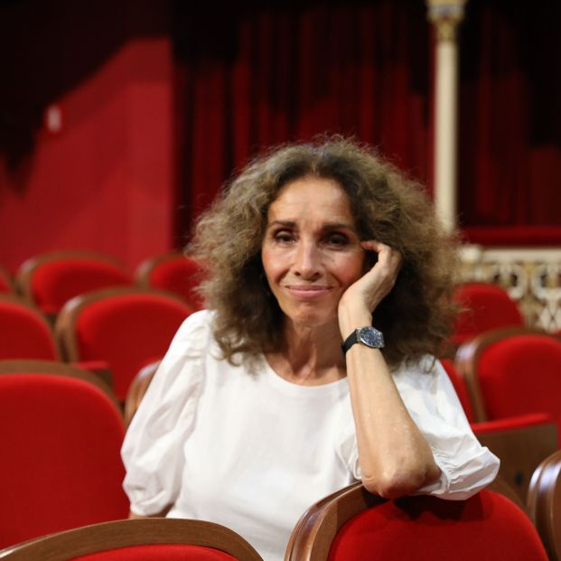 EuropaPress 3953490 cantante actriz directora ana belen posa presentacion obra antonio