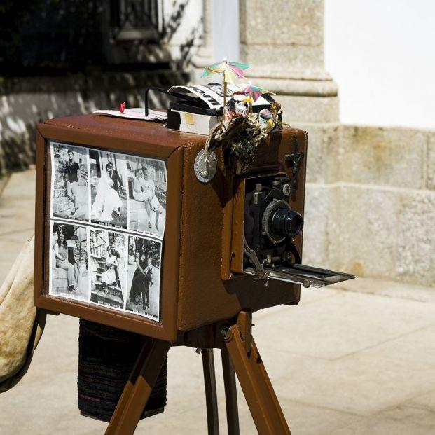 Fotógrafos minuteros (Bigstock)