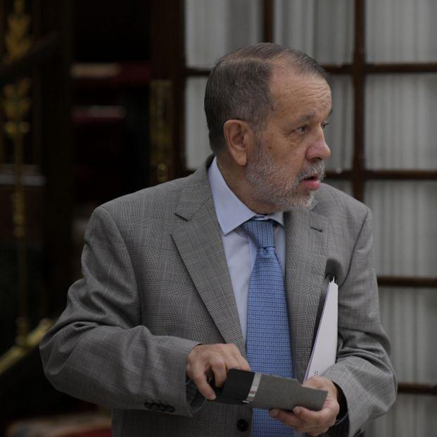 El Defensor del Pueblo denuncia que la asistencia sanitaria no llegó a tiempo a las residencias. Foto: Europa Press