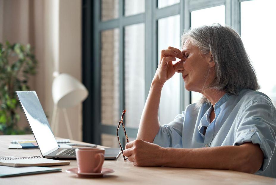 El estrés un enemigo para la salud ocular