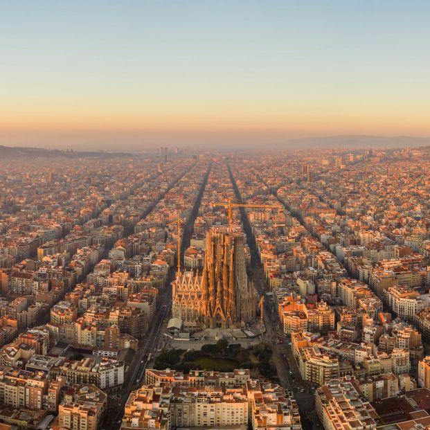 Barcelona, tiempo perdido. Foto: Bigstock