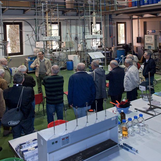 CEATE convoca una jornada de trabajo, reflexión y debate sobre su proyecto 'Mayores con Ciencia'. Foto: CEATE