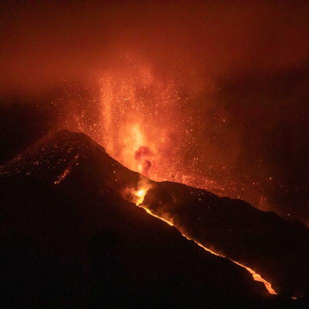 EuropaPress 3963720 volcan cumbre vieja erupcion 25 septiembre 2021 palma islas canarias espana