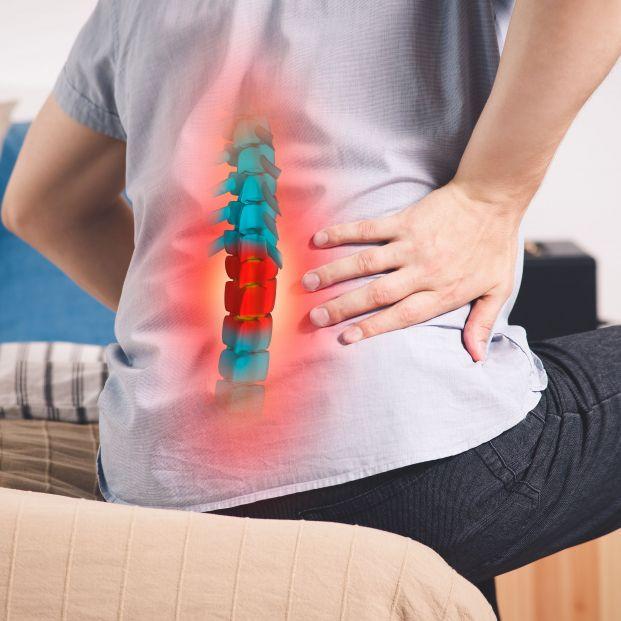 Las hernias discales y el dolor de espalda