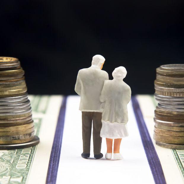 """A los jubilados anticipados SI """"nos quieren dejar atrás"""". Foto: Bigstock"""