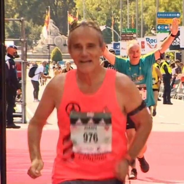 Los 'históricos' de la maratón de Madrid: 8 corredores veteranos que han acabado todas las ediciones