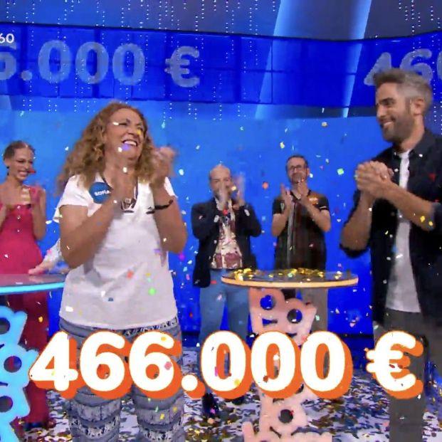 EuropaPress 3967031 concursante sofia alvarez gana bote pasapalabra lleva 466000 euros