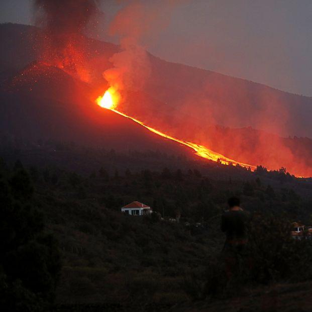 En España hay más de 100 volcanes y algunos de ellos en activo, esta es su localización. Foto: Europa Press