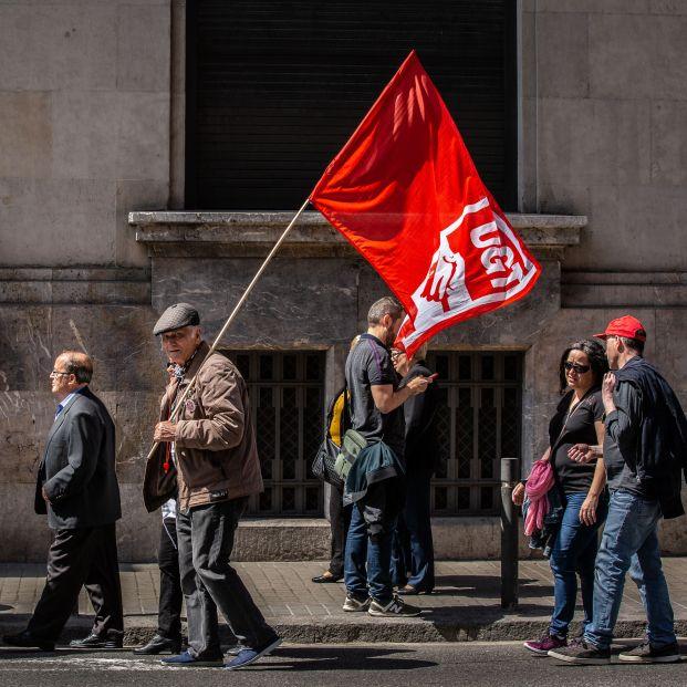 No es un día de celebraciones, es un día más de reivindicación. Foto: Europa Press