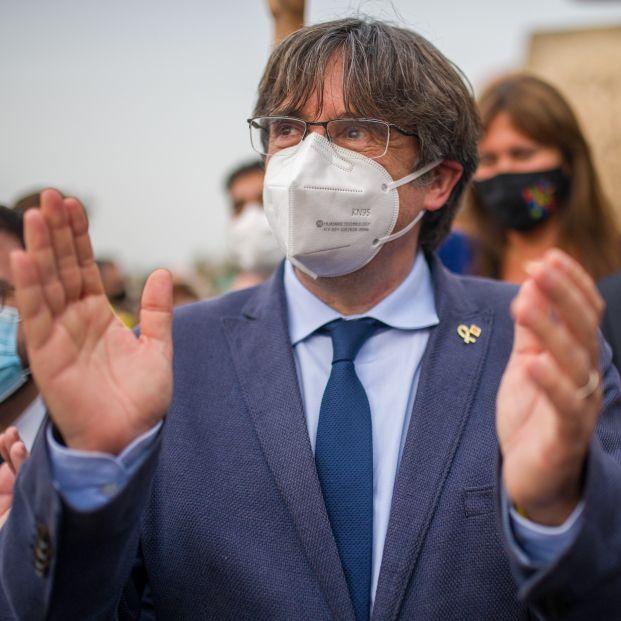 Paripé Puigdemont. Foto: Europa Press