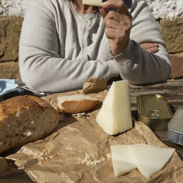 Si eres muy de quesos, La Quesería de Lidl es para ti (Foto Bigstock)