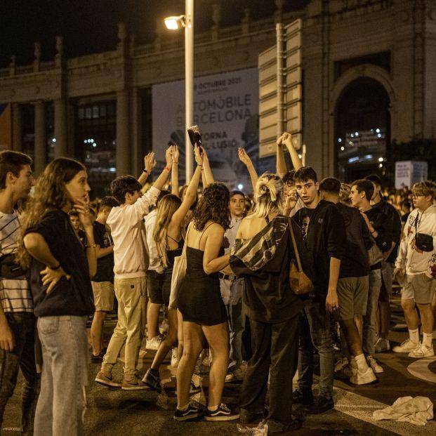 Los jóvenes necesitamos fiesta. Foto: Europa Press