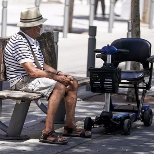 La Mutualidad de la Abogacía lanza una propuesta de valor integral para personas a partir de 65 años. Foto: Europa Press