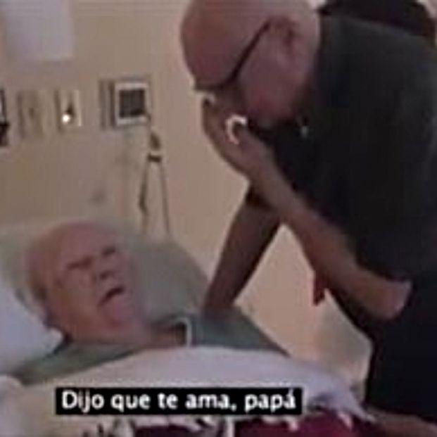 La despedida de una pareja de abuelos conmueve a más de 7 millones de usuarios en TikTok