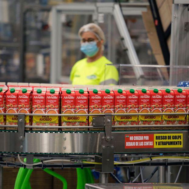 Alerta alimentaria: Alvalle retira varios lotes de gazpacho por contener óxido de etileno